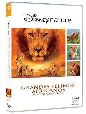 Grandes Felinos Africanos: El reino del coraje  (2011)