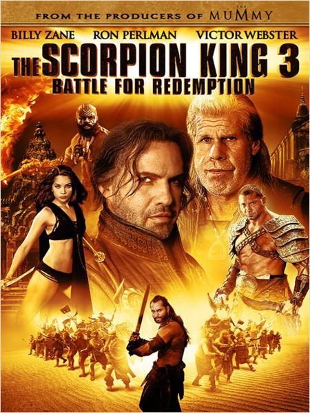 El rey escorpión 3 - Batalla por la redención (2012)