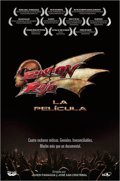 Barón Rojo: La película (2012)