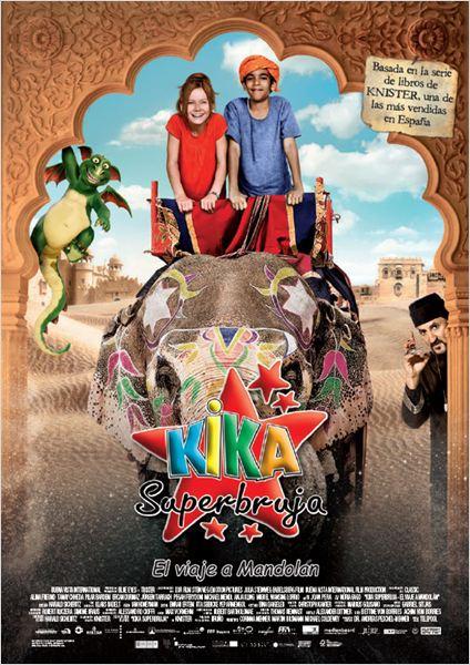 Kika Superbruja. El viaje a Mandolán  (2011)