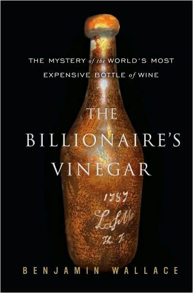The Billionaire's Vinegar (2016)