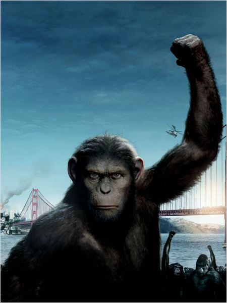 War For The Planet Of The Apes (2016)