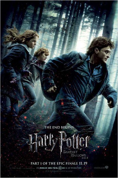 Harry Potter y las reliquias de la muerte: Parte 1 (2010)