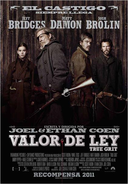 Valor de ley (True Grit) (2011)