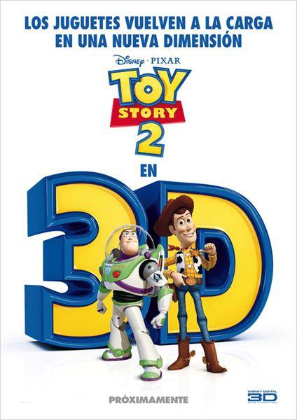 Toy Story 2 en 3D (2010)