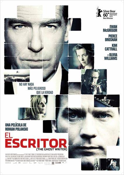 El Escritor (The Ghost Writer) (2010)