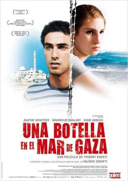 Una botella en el mar de Gaza (2010)