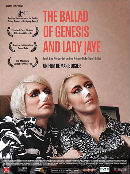 The Ballad of Genesis and Lady Jaye  (2011)