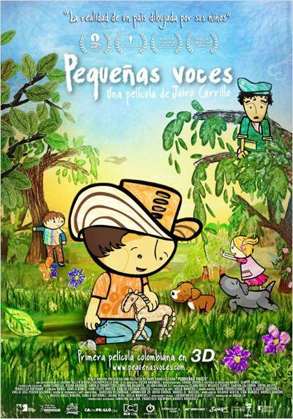Pequeñas voces (2010)