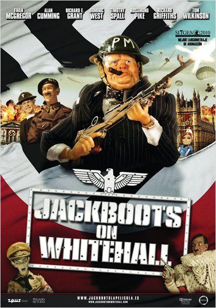 Jackboots On Whitehall (2010)