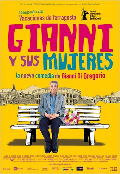 Gianni y sus mujeres (2010)