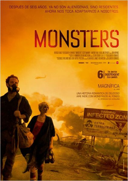 Monsters (2010)