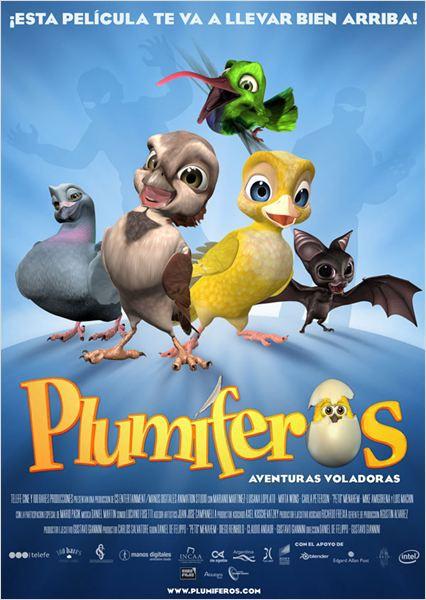 Plumíferos, aventuras voladoras (2010)