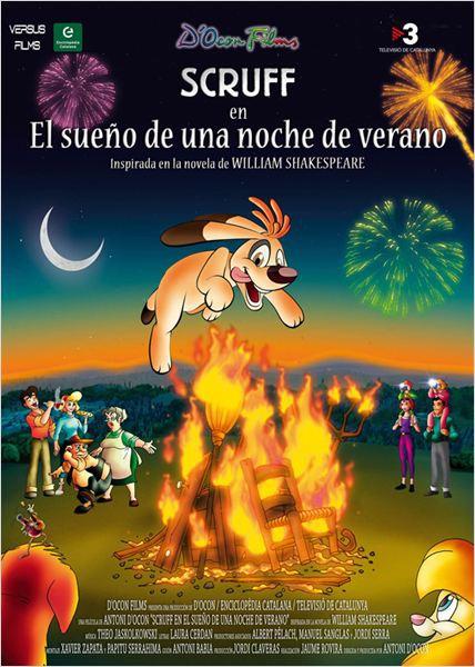 Scruff. El sueño de una noche de verano (2010)
