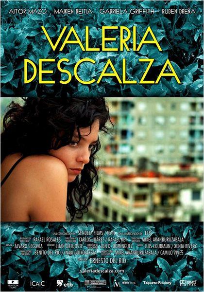 Valeria descalza (2010)