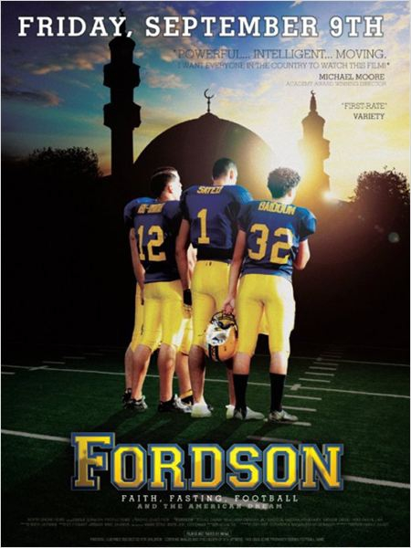 Fordson: Faith, Fasting, Football (2010)