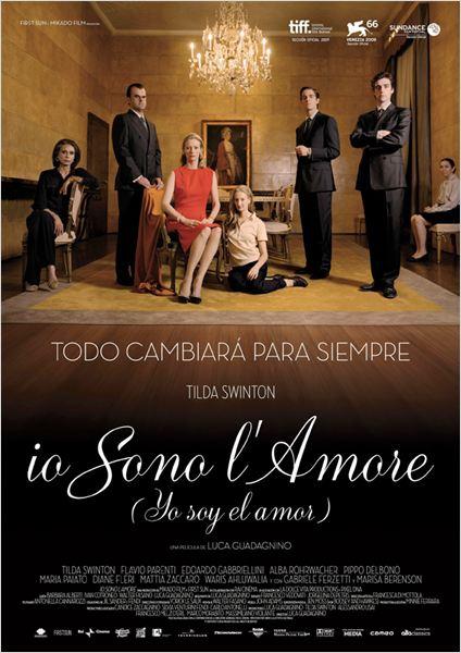 Io Sono l'Amore (Yo soy el amor)  (2009)