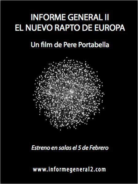 Informe General II: El nuevo rapto de Europa (2015)