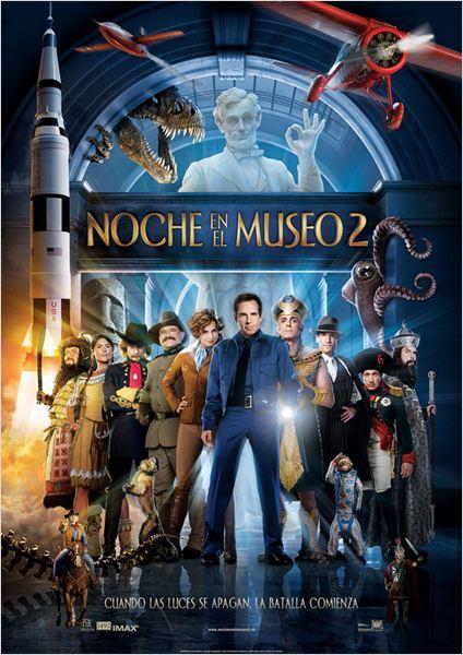 Noche en el museo 2  (2009)