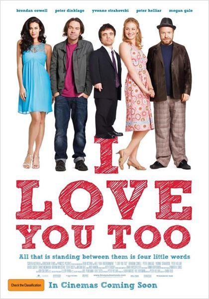 I Love You Too  (2009)
