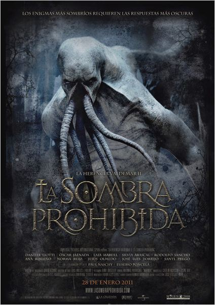 La herencia Valdemar II: La sombra prohibida  (2009)