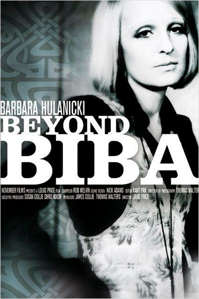 Beyond Biba: A Portrait of Barbara Hulanicki  (2009)