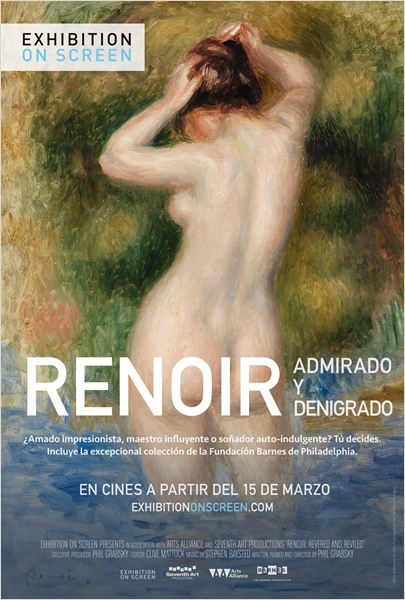 Renoir: Admirado y denigrado  (2016)