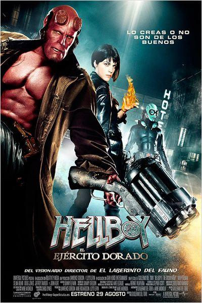 Hellboy II. El ejército dorado  (2008)