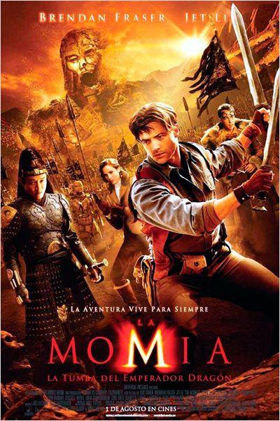 La Momia 3: La tumba del emperador dragón  (2008)