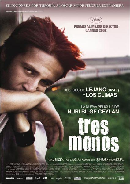 Tres monos  (2008)