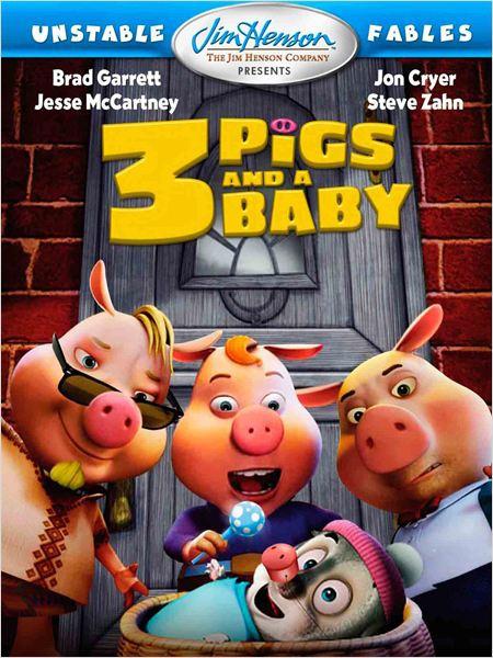 Tres cerdos y un bebé  (2008)