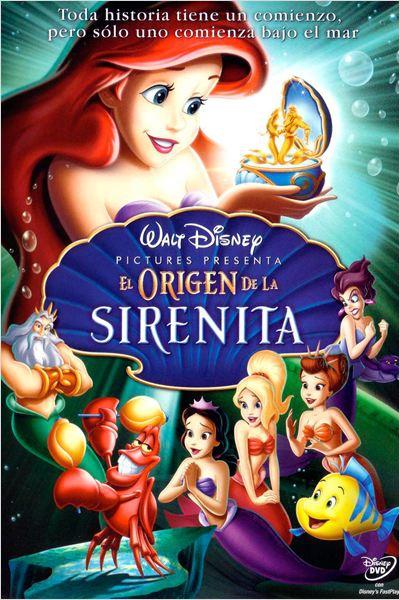 El origen de la Sirenita  (2008)