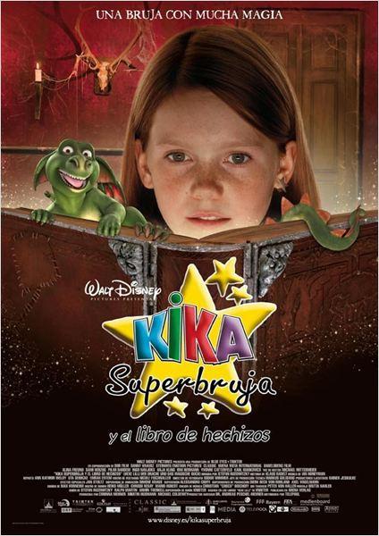 Kika Superbruja y el libro de hechizos   (2008)