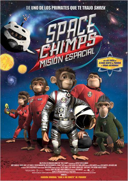 Space Chimps: Misión espacial  (2008)