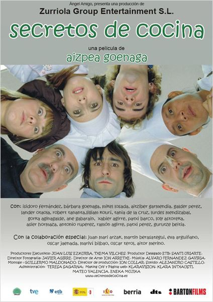 Secretos de cocina  (2008)