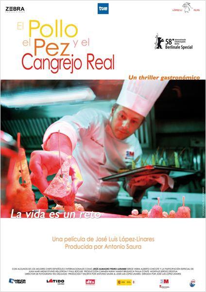 El pollo, el pez y el cangrejo real  (2008)