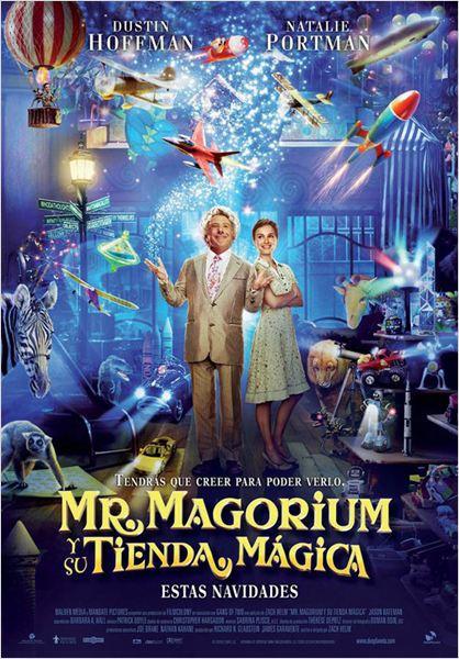 Mr. Magorium y su tienda mágica  (2007)