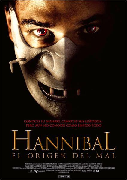 Hannibal, el origen del mal  (2007)