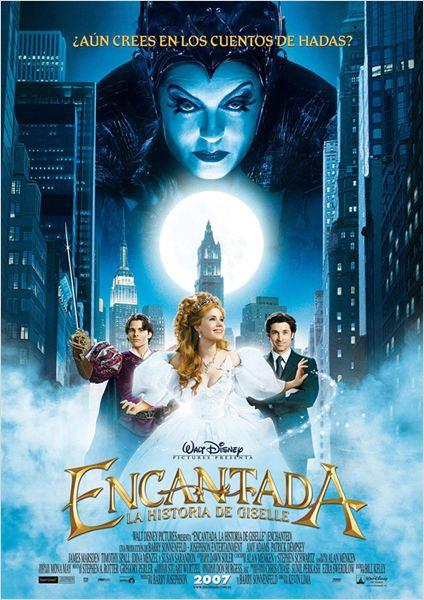 Encantada. La historia de Giselle  (2007)