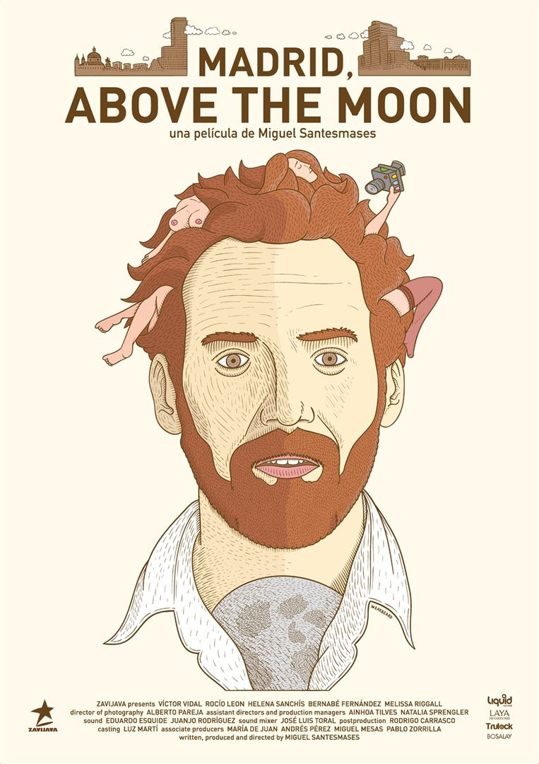Madrid, Above The Moon  (2016)