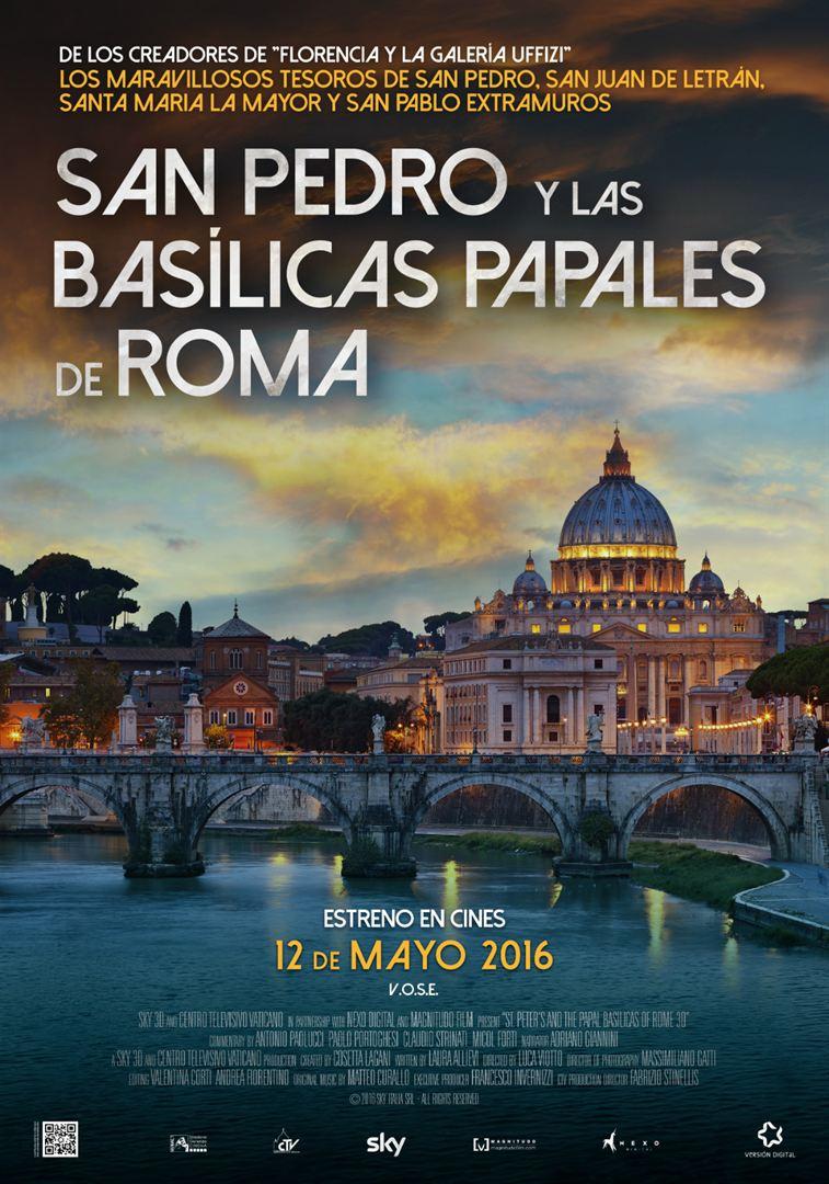 San Pedro y las basílicas papales de Roma  (2016)