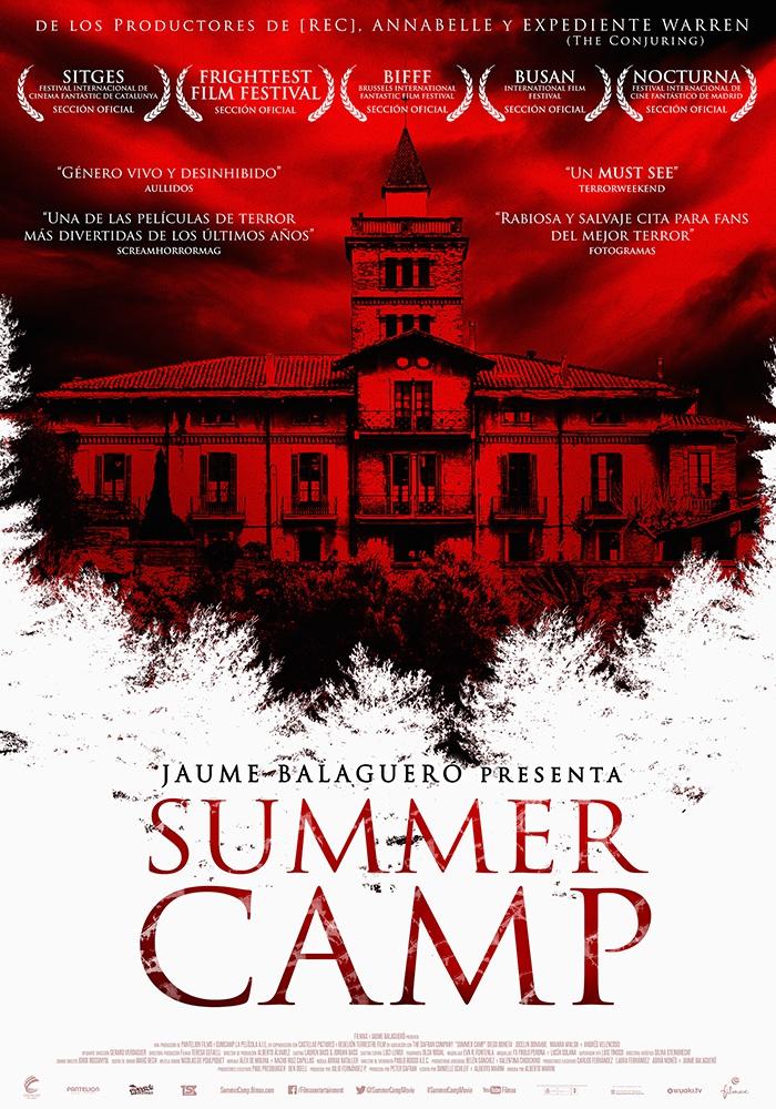 Summer Camp  (2014)