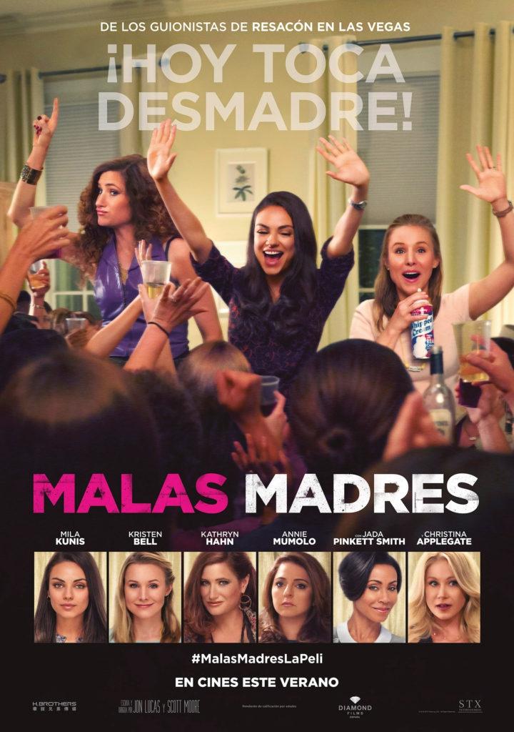 Malas madres (2016)