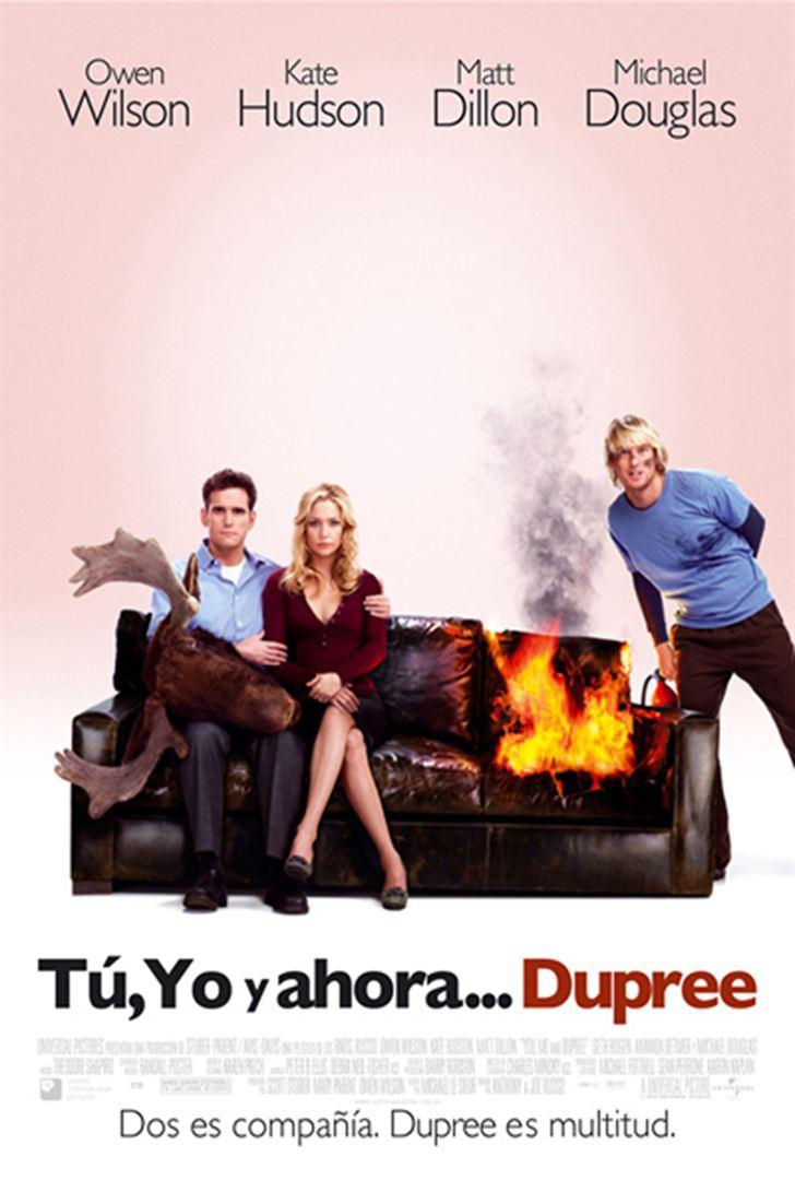 Tú, yo y ahora... Dupree (2006)