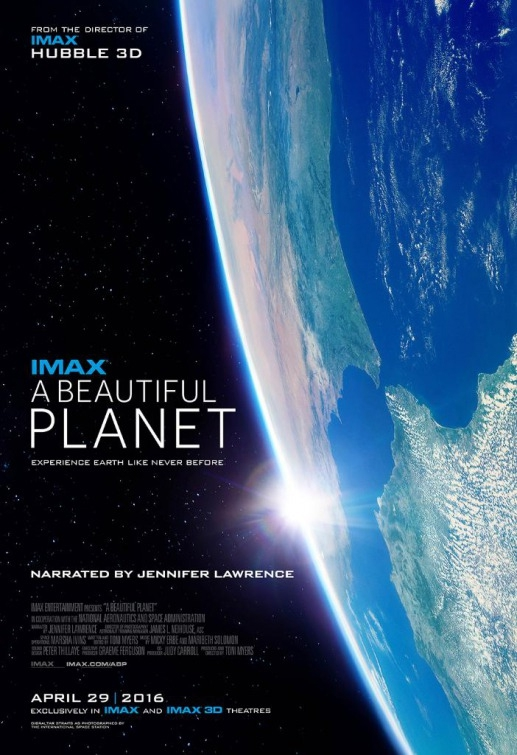A Beautiful Planet (2016)