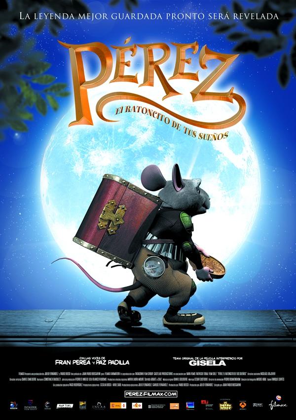 Pérez, el ratoncito de tus sueños (2006)