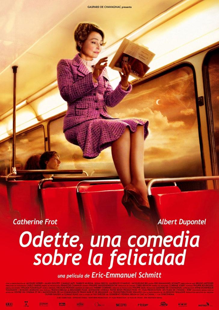 Odette, una comedia sobre la felicidad (2006)