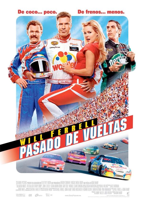 Pasado de vueltas (2006)