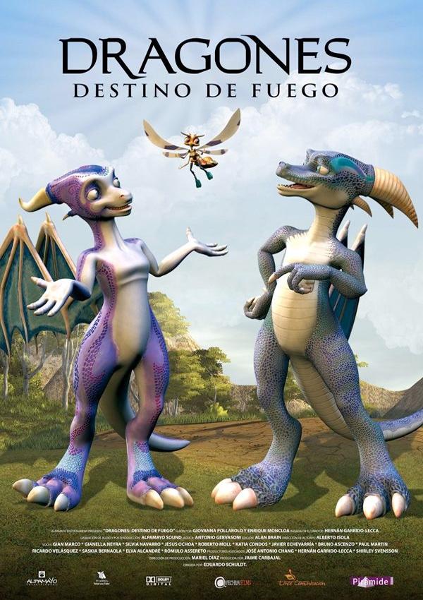 Dragones destino de fuego (2006)