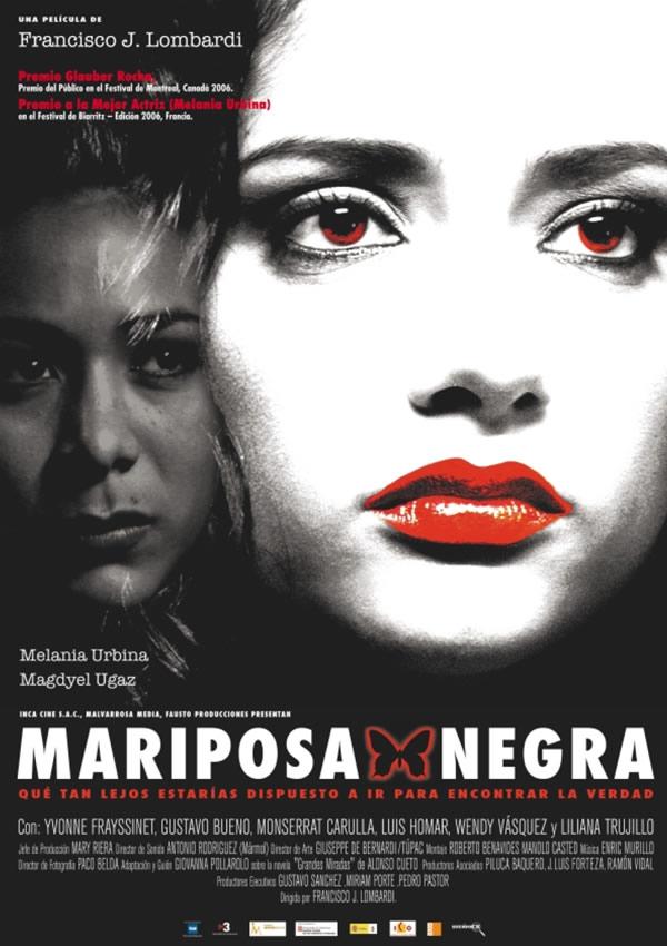 Mariposa negra (2006)